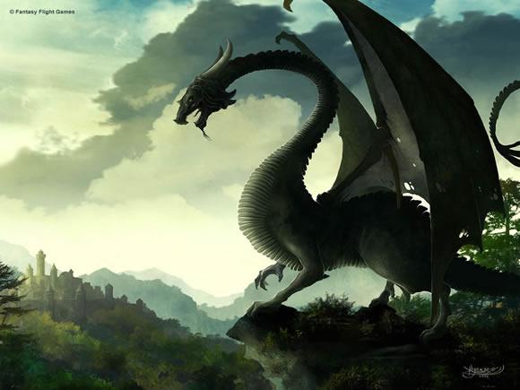 Dibujos-de-Dragones-8
